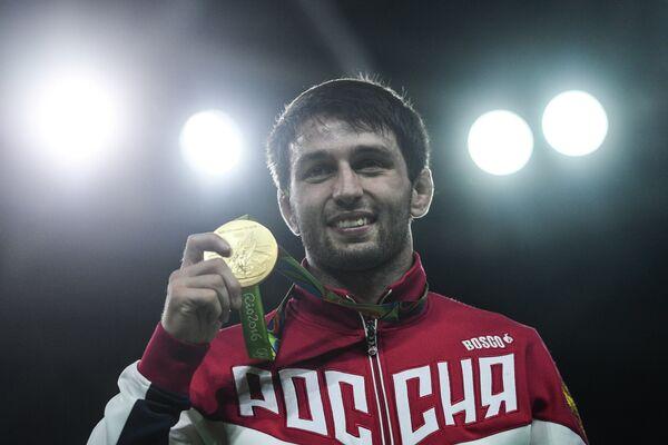 Сослан Рамонов (Россия)