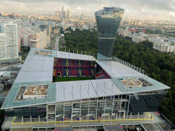 Стадион московского ЦСКА – Арена ЦСКА