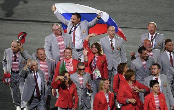 Представители Белоруссии