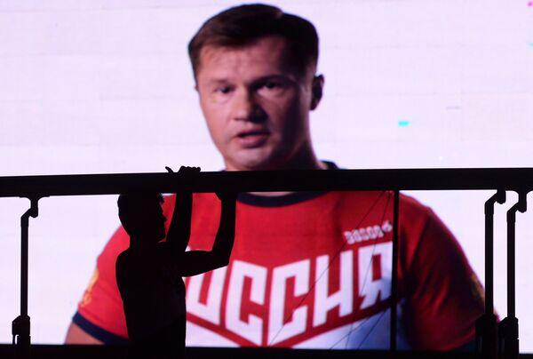 Генеральный прогон шоу Алексей Немов и легенды спорта