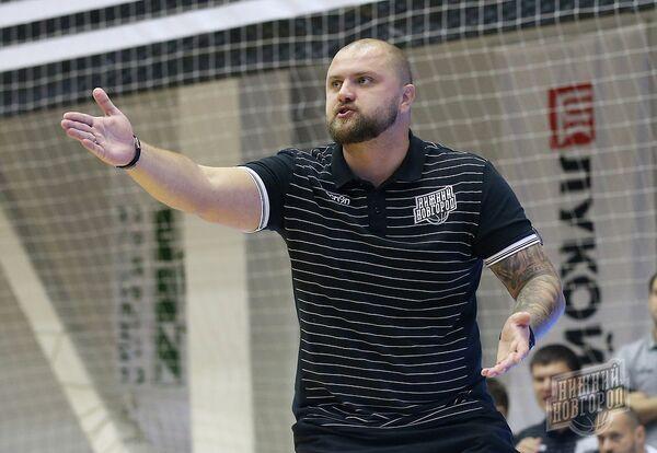 Главный тренер баскетбольного клуба Нижний Новгород Артурс Шталбергс