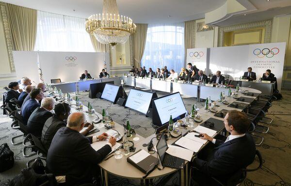 Олимпийский саммит МОК в Лозанне