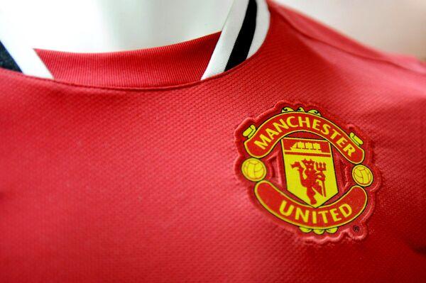 Игровая футболка клуба Манчестер Юнайтед