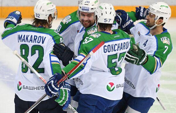 Игроки Салавата Юлаева