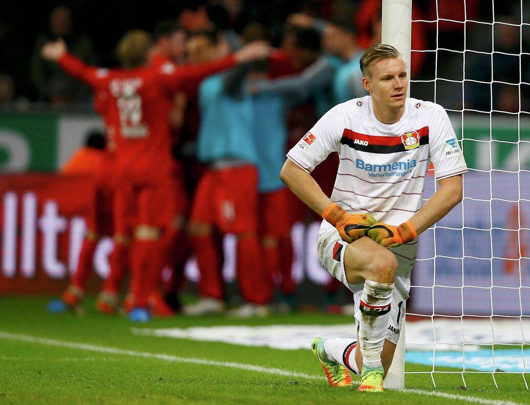 Немецкий футболист бернд