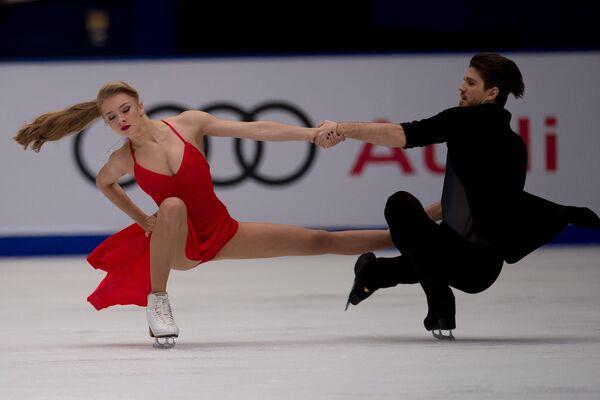 Александра Степанова и Иван Букин