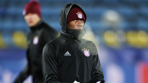 Защитник ФК Бавария Давид Алаба