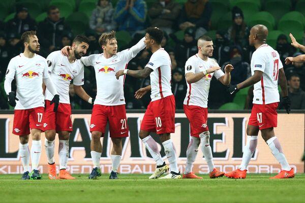 Игроки ФК Зальцбург