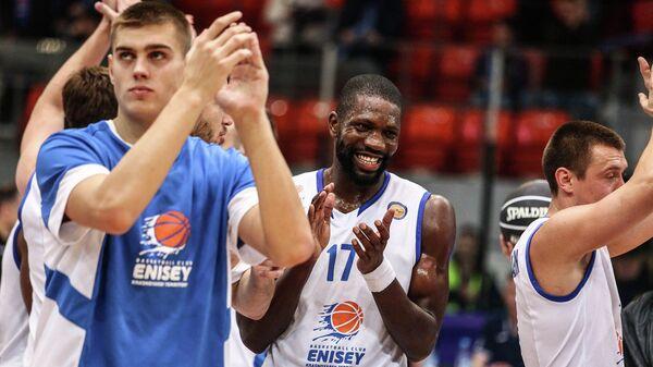 Баскетболисты Енисея
