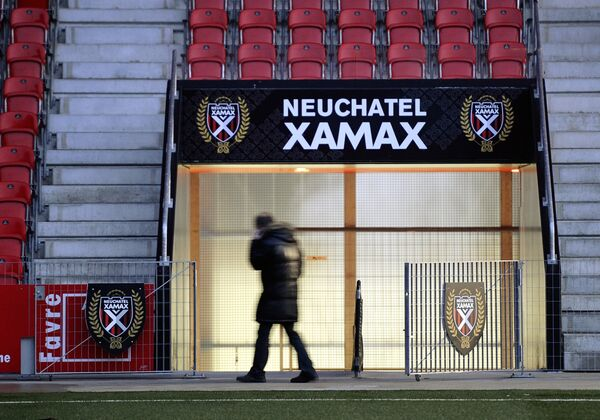 Швейцарский футбольный клуб Ксамакс
