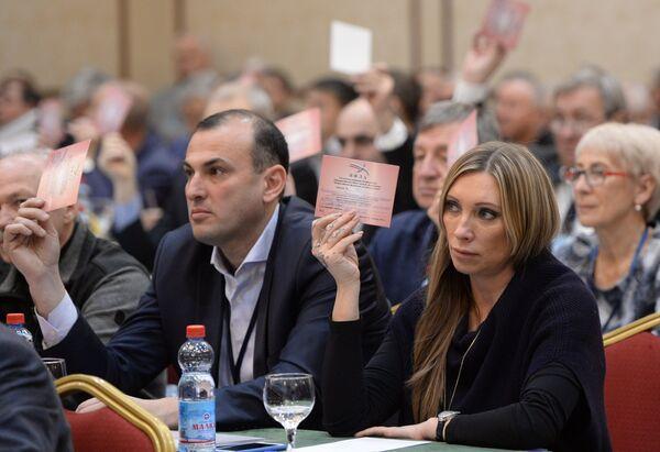 Выборы президента ВФЛА