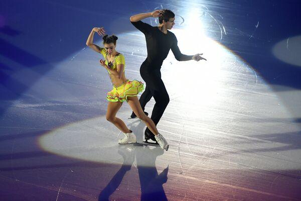 Анна Душкова и Мартин Бидар (Чехия)