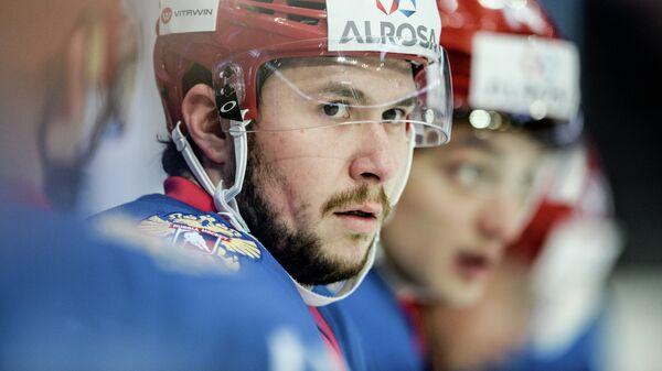 Хоккеисты олимпийской сборной России обыграли Белоруссию