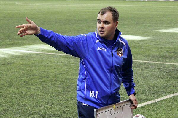 Юрий Тарханов