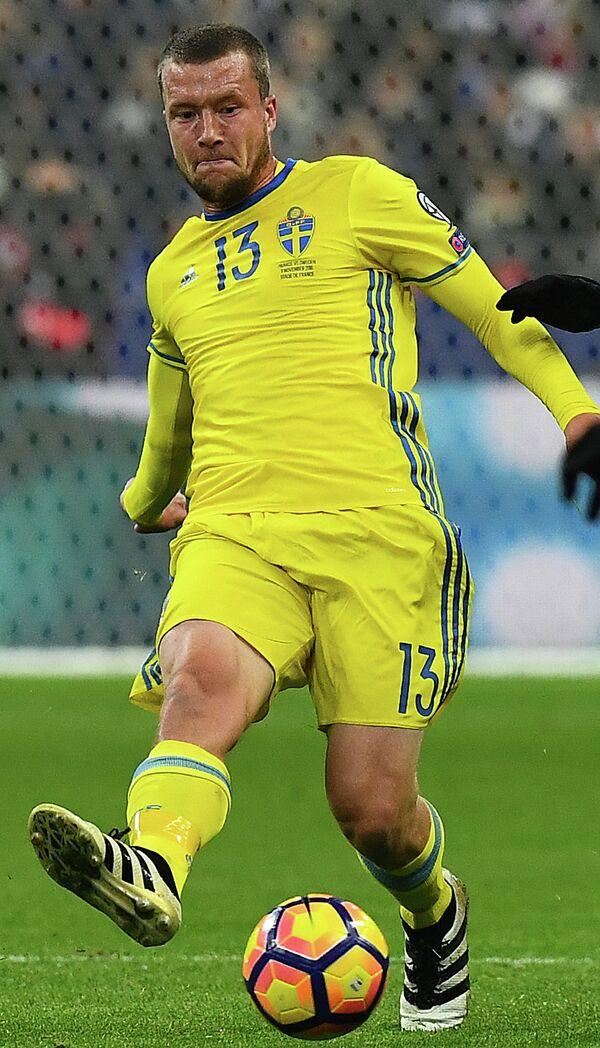Полузащитник сборной Швеции и Эльфсборга Виктор Клаессон