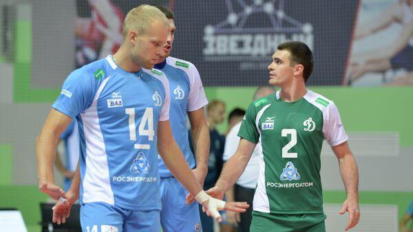Артем Зеленков (справа)