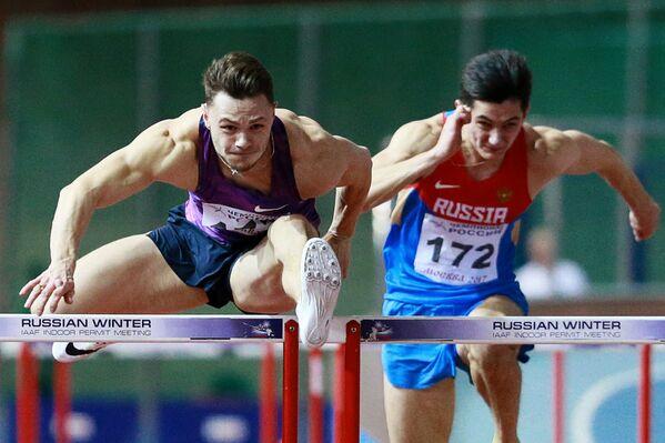 Константин Шабанов (слева) и Филипп Шабанов