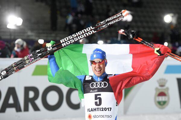 Федерико Пеллегрино (Италия)