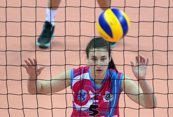 Волейболистка Визуры Йована Кочич