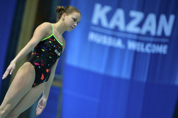 Кристина Ильиных (Россия)