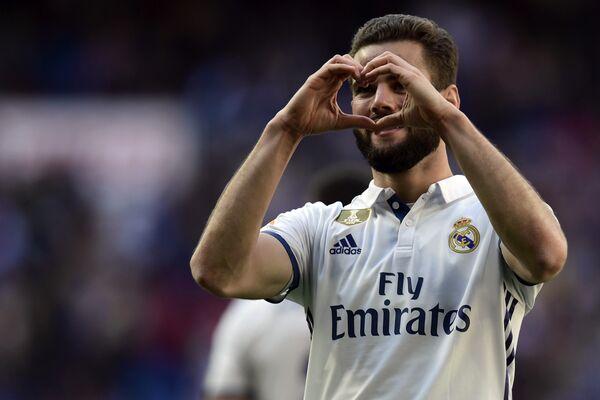 Защитник мадридского Реала Начо Фернандес