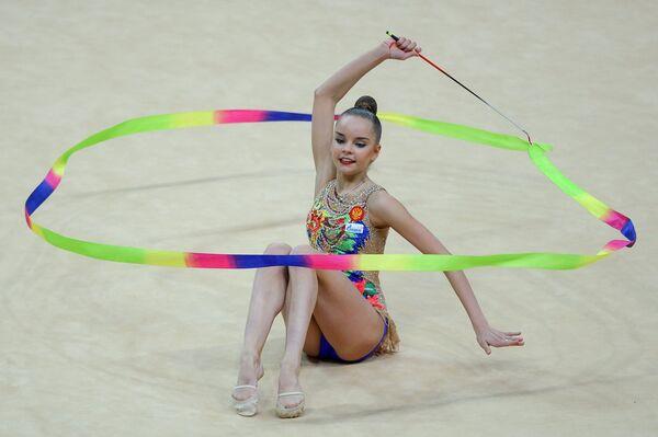 Дина Аверина (Россия)