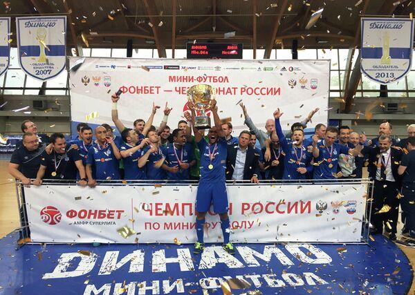 Игроки МФК Динамо (Московская область)