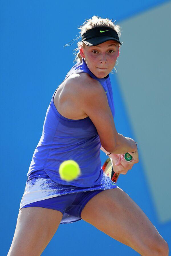 Хорватская теннисистка Донна Векич