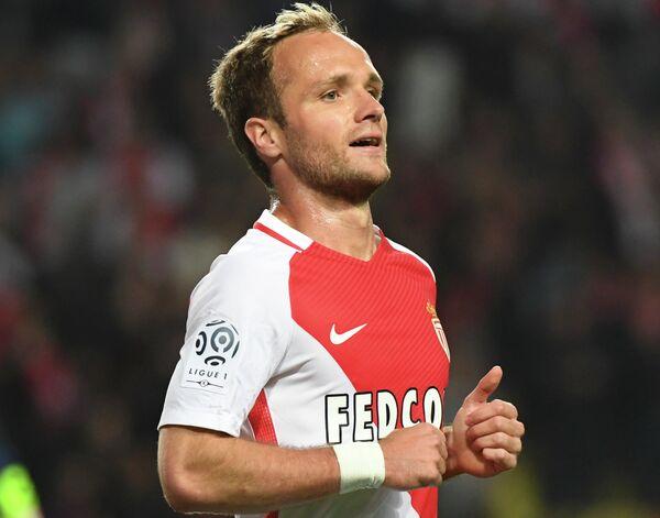 Французский футболист Валер Жермен
