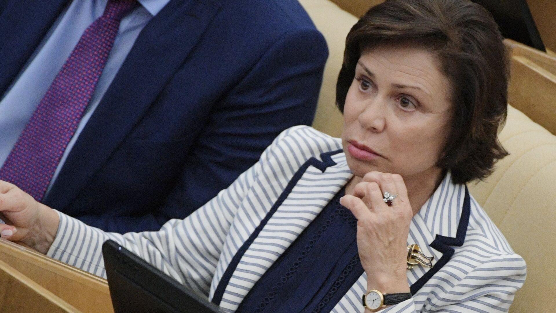 Ирина Роднина - РИА Новости, 1920, 26.01.2021