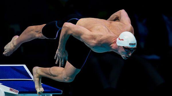 Изотов пропустит чемпионат мира по водным видам спорта-2019