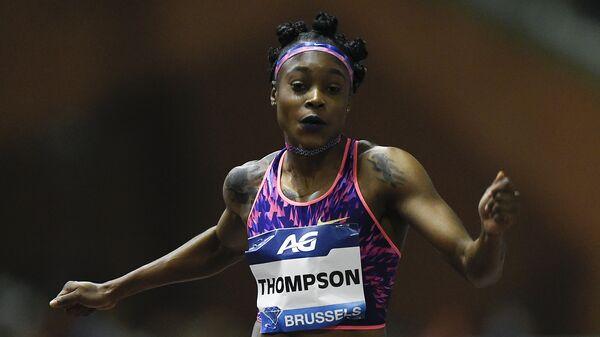 Ямайская легкоатлетка Элейн Томпсон
