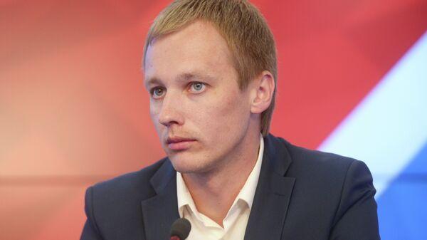 Генеральный директор ПФК Спартак (Москва) Иван Чистов