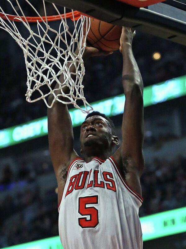 Форвард клуба НБА Чикаго Буллз Бобби Портис