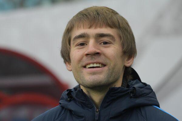 Форвард Динамо Кирилл Панченко