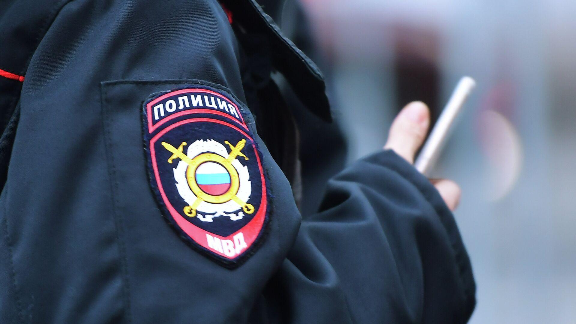 Полиция - РИА Новости, 1920, 25.11.2020