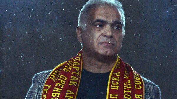 Президент футбольного клуба ФК Арсенал Гурам Аджоев
