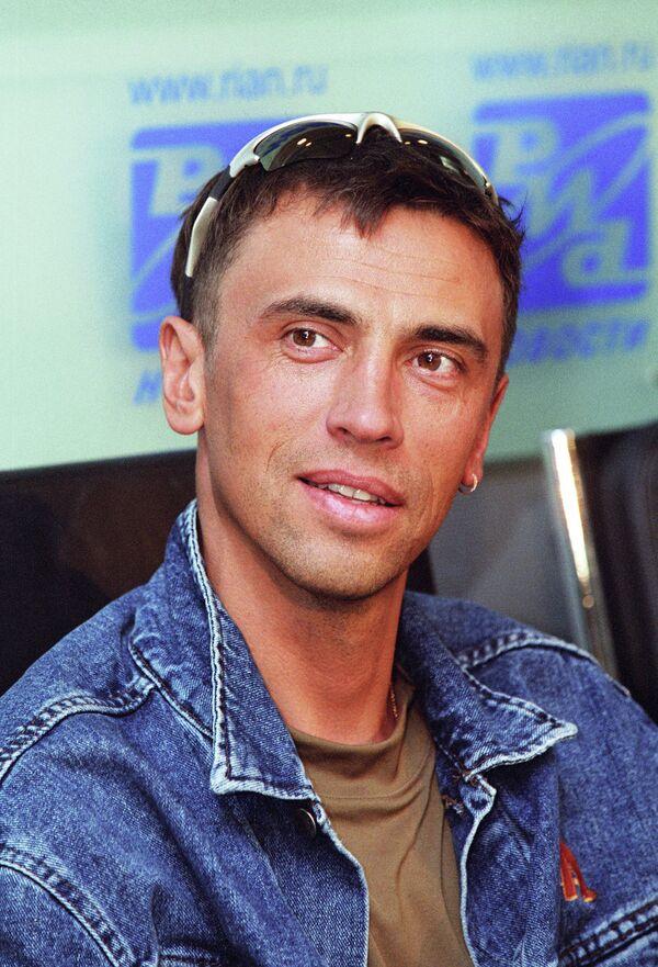 Валерий Розов. Архивное фото