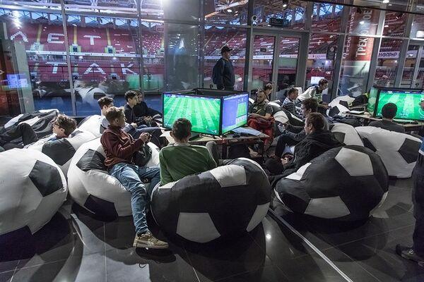 Чемпионат России по интерактивному футболу