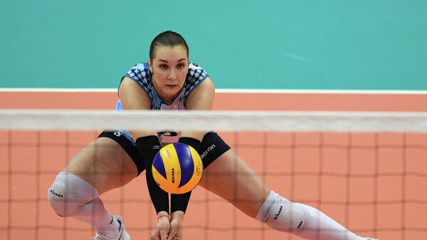 Игрок Динамо-Казань Ирина Воронкова