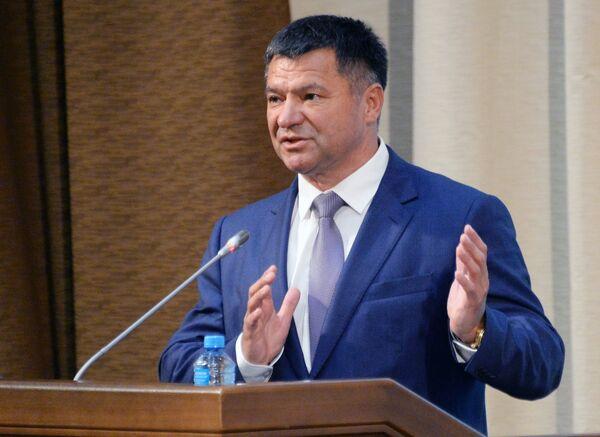 Временно исполняющий обязанности губернатора Приморского края Андрей Тарасенко