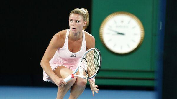 Итальянская теннисистка Камила Джорджи