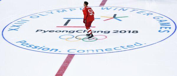 Российский хоккеист Сергей Широков