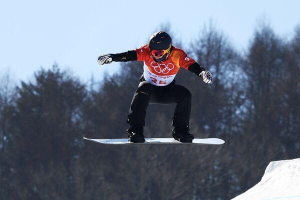 Российский сноубордист Даниил Дильман