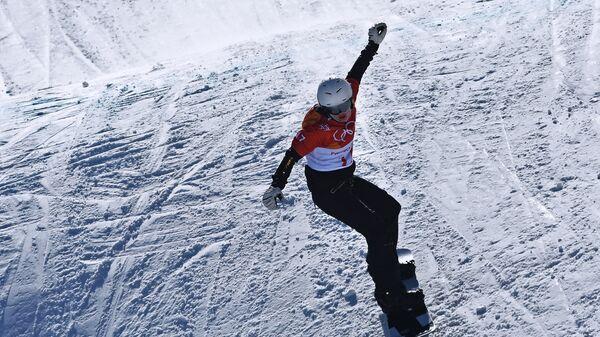 Российская спортсменка Мария Васильцова