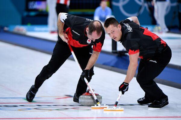 Мужская сборная Канады по керлингу