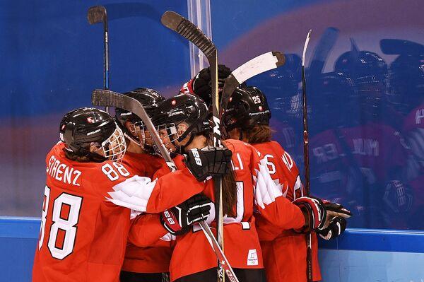 Женская сборная Швейцарии по хоккею