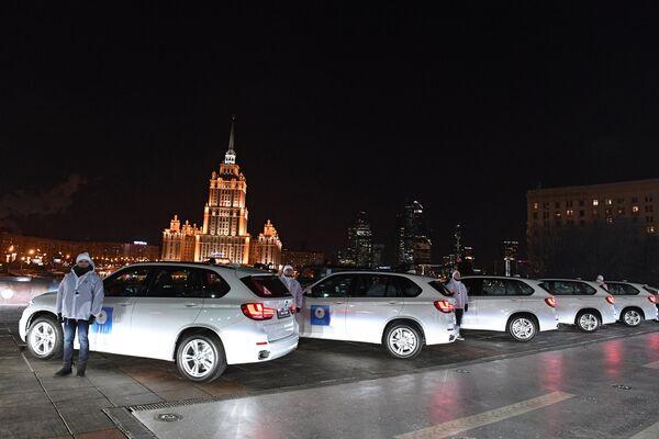Автомобили, подаренные победителям и призерам зимних Олимпийских игр в Пхенчхане