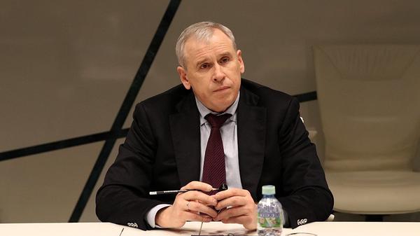 Генеральный директор московского Динамо Сергей Федоров