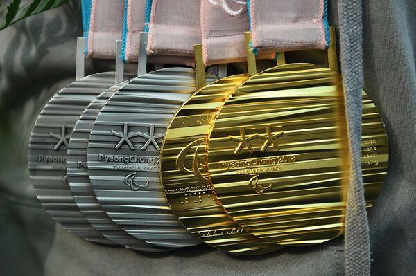 Медали Паралимпийских игр - 2018 в Пхенчхане